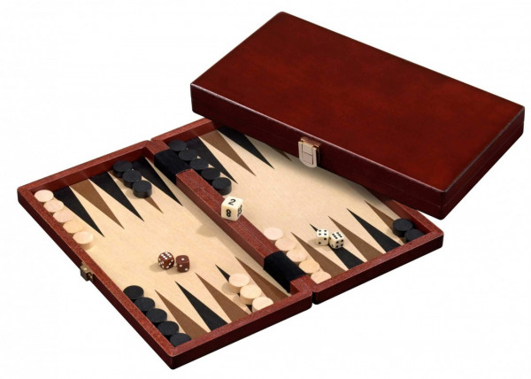 Naxos, klein, Backgammon