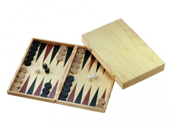 Paros, klein, Backgammon